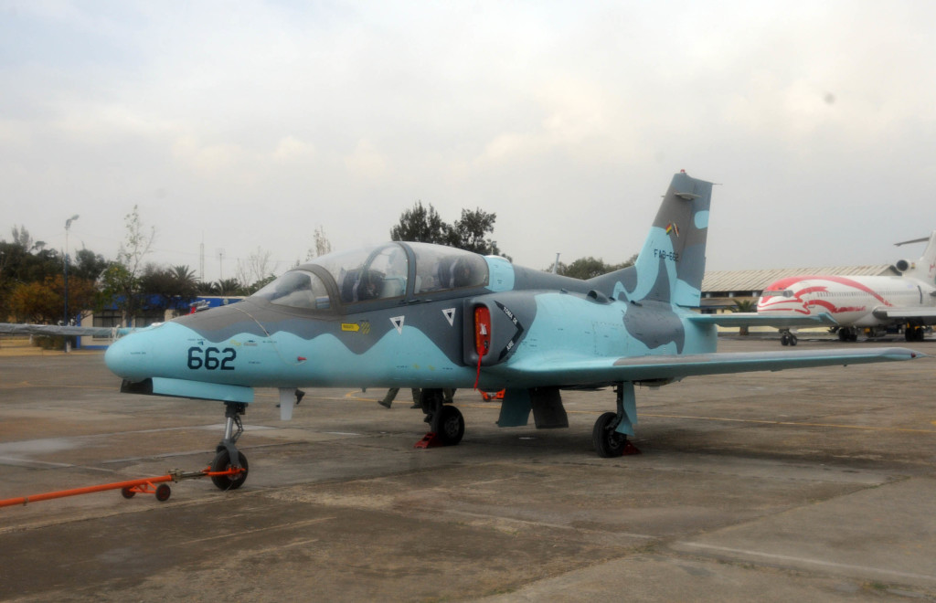 K8_Fuerza_Aerea_de_Bolivia