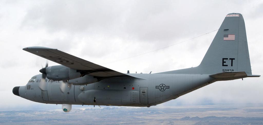 Airborne-laser