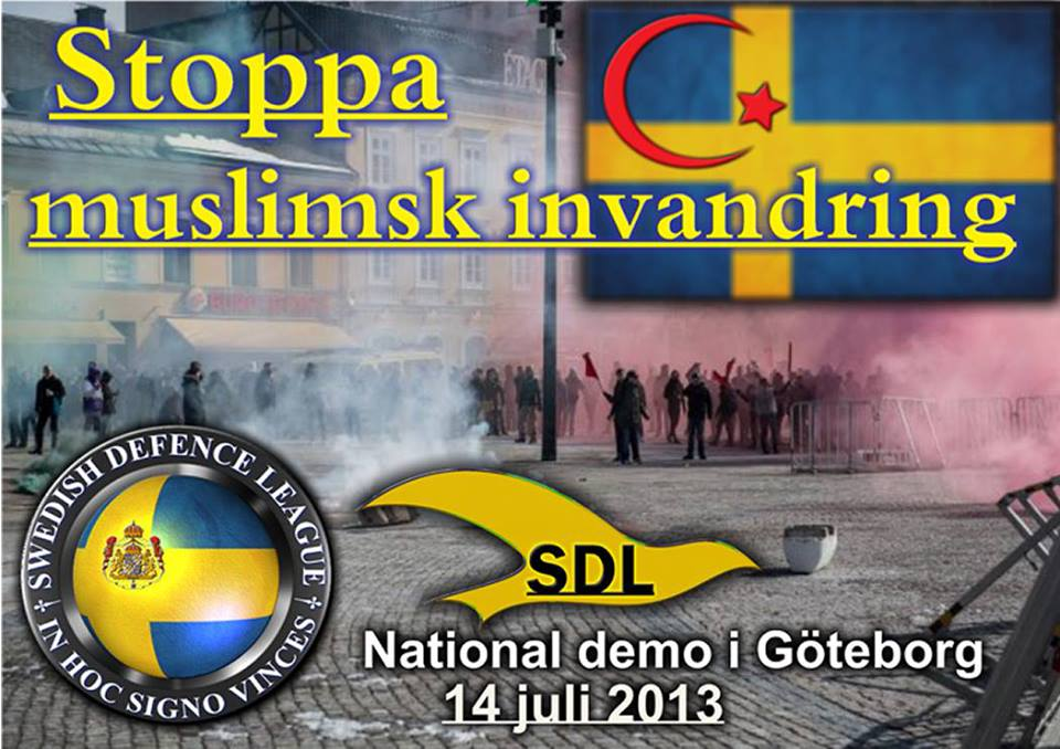 SDL-Göteborg-demo-ad